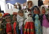 موزه قاشقهای عروسکی به اندازه یک چمدان + تصاویر