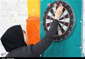 قهرمانی خراسان جنوبی در مسابقات دارت بانوان کشور