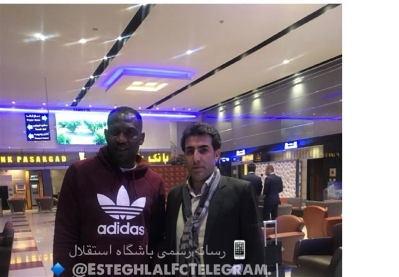 Ekwalla Herman Linked with Iran's Esteghlal