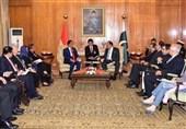 پاکستان  رئیسجمهوری اندونزی: خواهان آزادی قدس شریف و پایان ظلم به ملت فلسطین هستیم