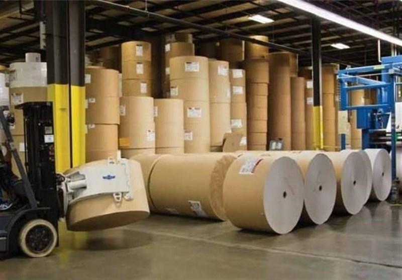چرا هزاران تن کاغذ گلاسه 5 ماه در گمرک توقیف شده است؟