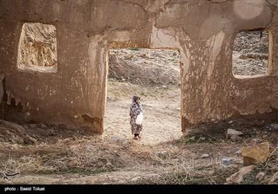 کم آبی در روستای جمی - خراسان شمالی