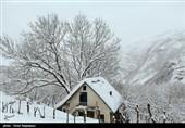 22 استان کشور در سیطره باد و برف زمستانی