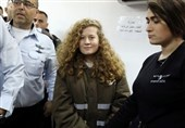 Palestinian Teenager Ahed Tamimi's Trial Begins behind Closed Doors