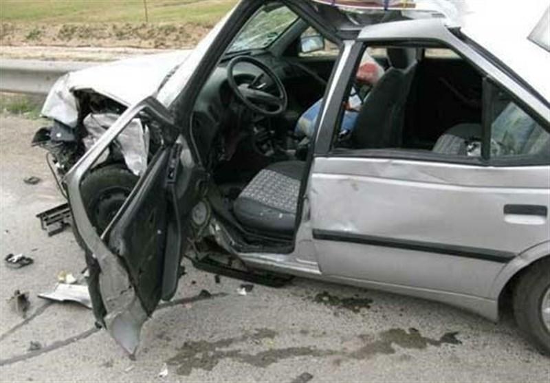 اراک| جزئیات حادثه دلخراش سانحه رانندگی محور ساوه- همدان؛ 7 نفر کشته و مصدوم شدند