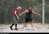Discus Thrower Hadadi Wins Gold in in Chula Vista