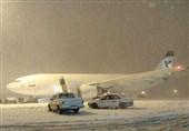 لغو پروازهای فرودگاه مهرآباد تا اطلاع ثانوی