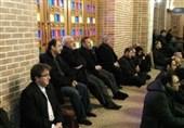 تشییع پیکر دیپلمات ایرانی در تهران با حضور ظریف