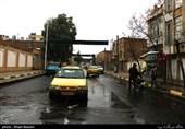 برف و باران پراکنده عصر امروز مهمان مشهدیها میشود
