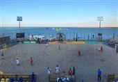 فوتبال ساحلی پرشین کاپ| پیروزی قاطع ایران مقابل اوکراین با ترکیبی جوان