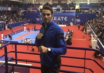 عسگری: مسابقات کاراته وان پاریس پله صعود و موفقیت من است