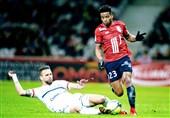 لوشامپیونه| پیروزی لحظه آخر لیل مقابل استراسبورگ
