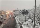 بررسی عملکرد شهرداری تهران در برف اخیر