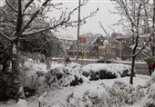 باران و برف در 17 استان کشور/ احتمال سیلابی شدن مسیلها