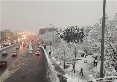 باران و برف 15 استان کشور را در برمی گیرد