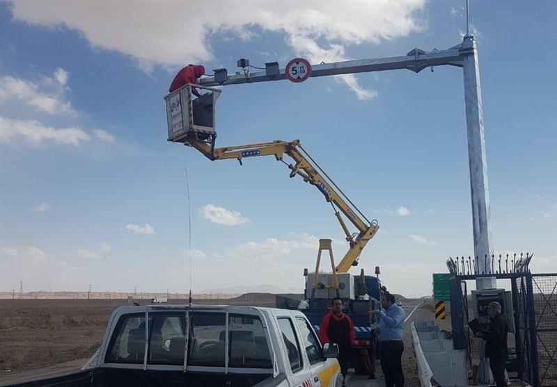 راهاندازی دوربینهای کنترل سرعت متوسط در محورهای تبریز ـ میاندوآب و بناب ـ مراغه