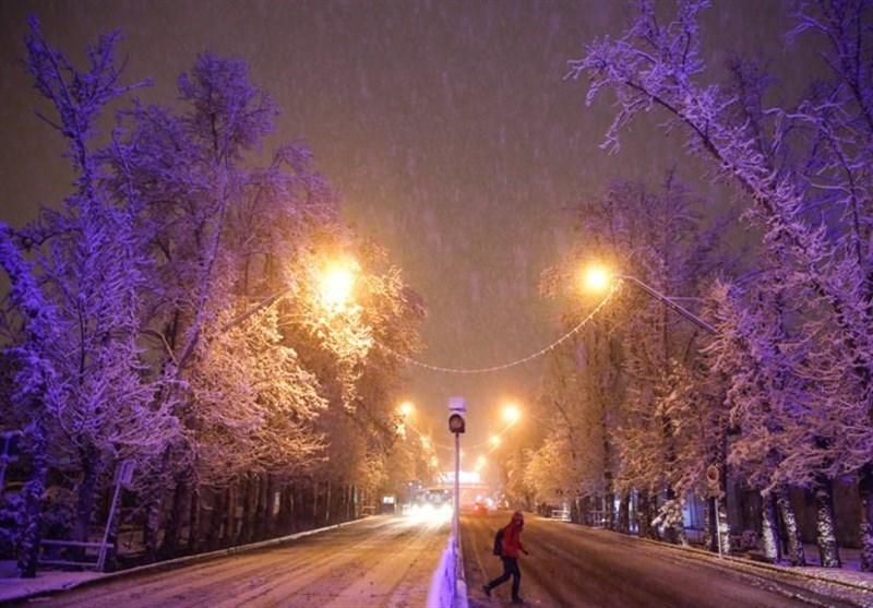 آخرین وضعیت جادهها و بارش برف در سراسر کشور + جزئیات