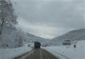 جاده ساری - کیاسر بازگشایی شد