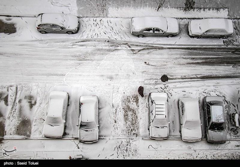 هشدار یخزدگی معابر و ریزش بهمن در مناطق کوهستانی