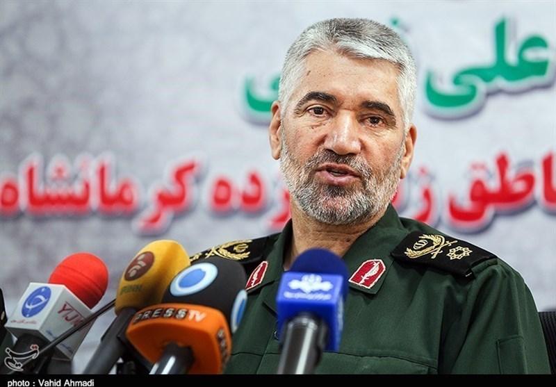ناگفتههای سردار فضلی از عملیات کربلای 4/تاکتیک رزمندگان ایران برای عبور از دفاع 6 لایه عراق
