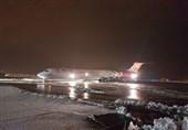 تبریز|آمادهباش فرودگاه تبریز برای مواجهه با بحران احتمالی بارش برف