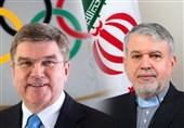 توماس باخ انتخاب صالحی امیری به عنوان رئیس کمیته ملی المپیک ایران را تبریک گفت