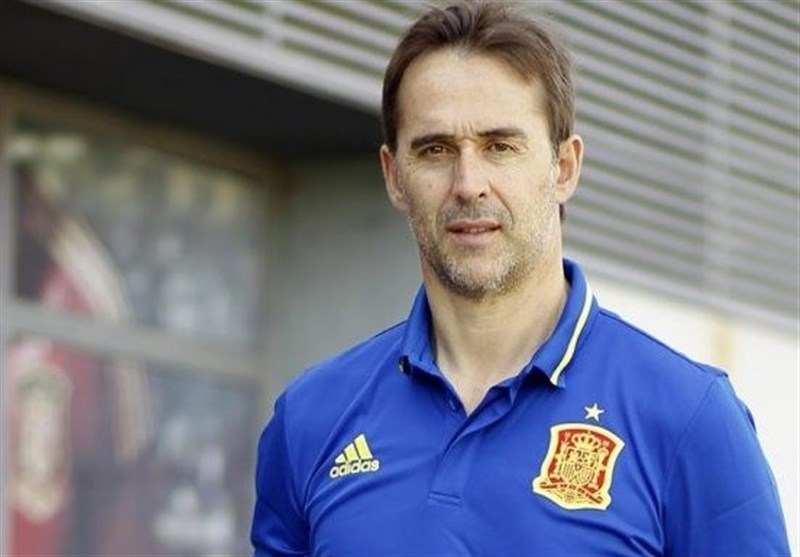 Spain Head Coach Julen Lopetegui Named Real Madrid Coach