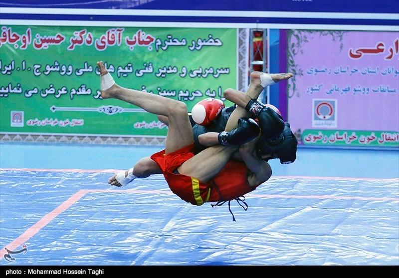 برتری ووشوکاران ایران مقابل اندونزی در پیکاری تدارکاتی