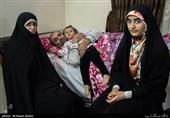 جانباز مدافع حرم: از حضرت زینب(س) شهادت نخواستم/لقب مستشاران ایرانی در سوریه چیست؟+عکسوفیلم