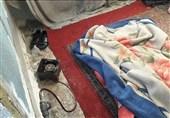 مرگ خاموش مرد جوان در اتاقک 6 متری + تصاویر