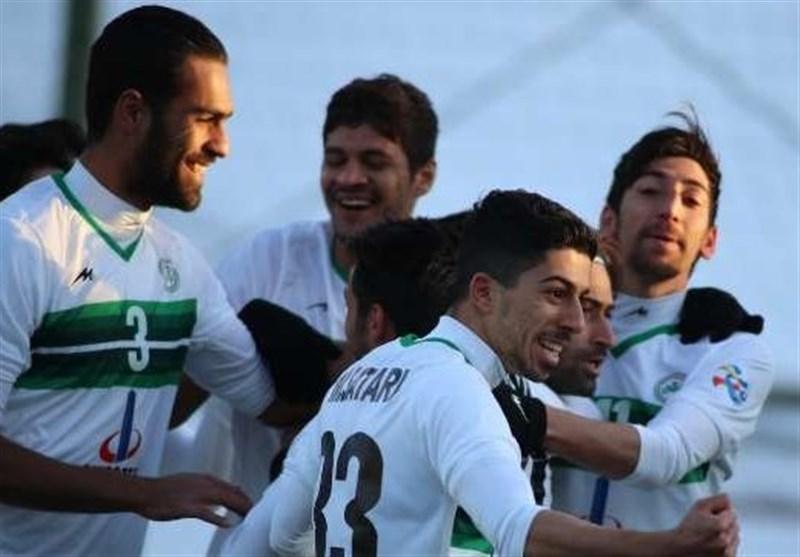 ذوب آهن اصفهان یتاهل الی دور المجموعات بدوری ابطال آسیا لکرة القدم