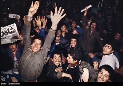 انقلاب اسلامی ایران به روایت تصویر