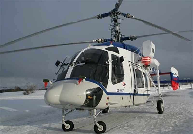 Russia Begins Tests of New Unmanned Helicopter