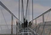اردبیل| نخستین پل معلق تمام شیشهای کشور با حضور معاون رئیس جمهور به بهرهبرداری میرسد