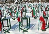 اردبیل | فرهنگ ایثار و شهادت در جامعه در حال گسترش است