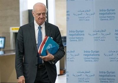 دیمیستورا با مقامات ایران، روسیه و ترکیه دیدار میکند