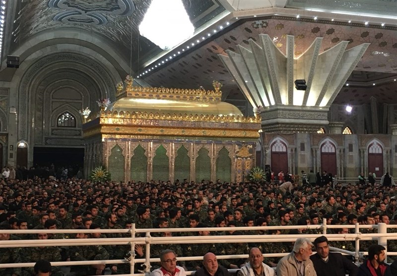 Iranians Start Celebrations Marking Revolution Anniversary