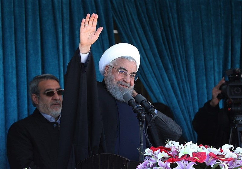 President Raps Fake Sympathy for Iranians, Cites US Crimes