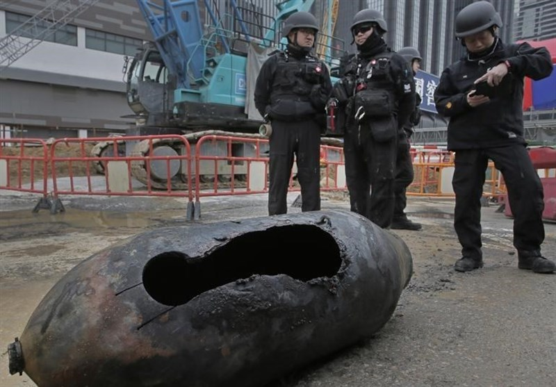WWII Bomb Defused in Hong Kong after Thousands Evacuated