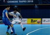 AFC Futsal Championship: Iran Downs Myanmar