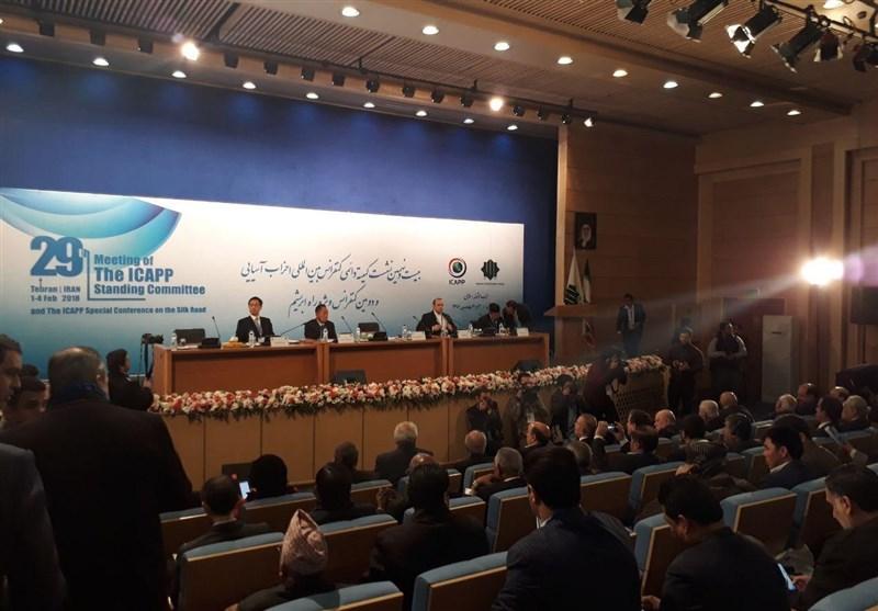 تہران | ایشیائی سیاسی پارٹیوں کی بین الاقوامی کانفرنس کا آغاز ہوگیا