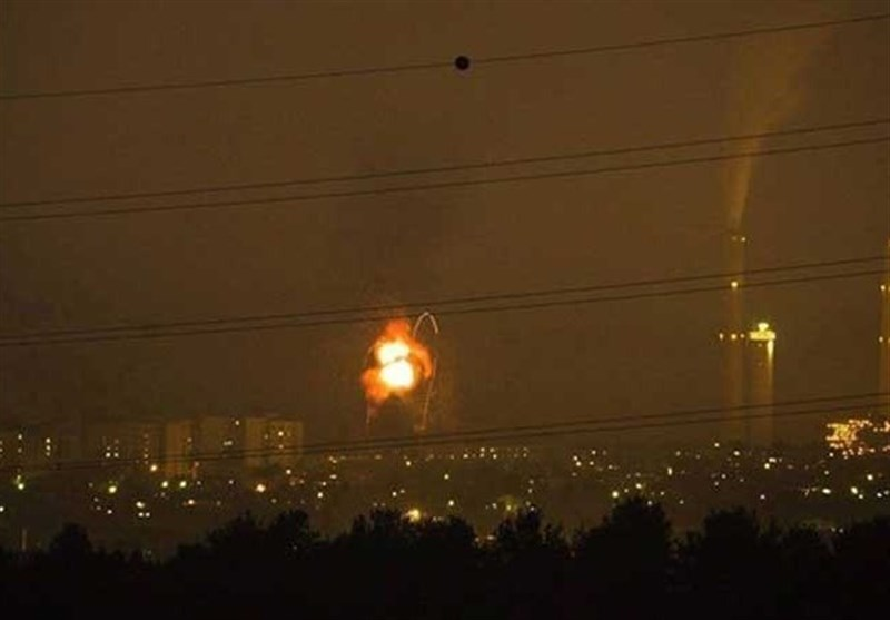 Rockets Fired Out of Gaza in Retaliation for Israel Strikes