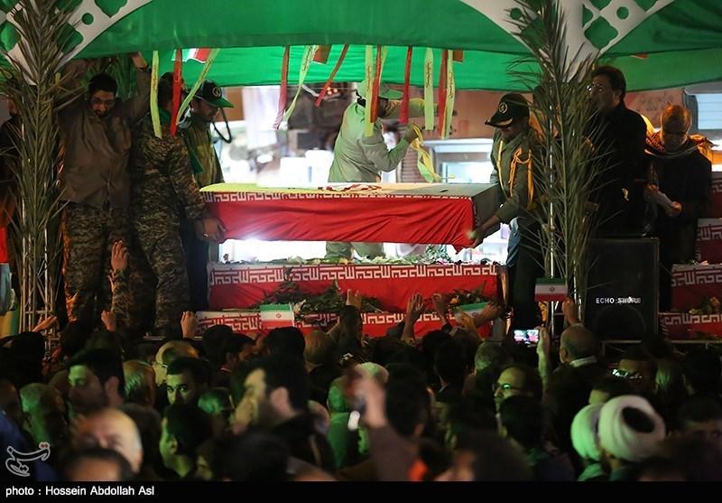 بوشهر| پیکر 4 شهید گمنام در عسلویه تشییع میشود