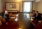 ارومیه| توافقات دوجانبه ایران با جمهوری خود مختار نخجوان پیگیری شد
