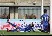 لیگ برتر فوتبال|تساوی یک نیمهای استقلال خوزستان و نفت تهران
