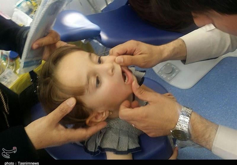 دلایل اصلی پوسیدگی دندان کودکان/انتقال میکروب پوسیدگی زا از دهان مادر به نوزاد