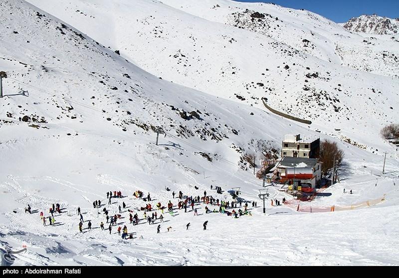 Tarik Dareh Ski in Iran's Hamedan - Tourism news