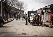 مردم کشمیر همزمان با روز آزادی هند تظاهرات اعتراض آمیز برگزار کردند
