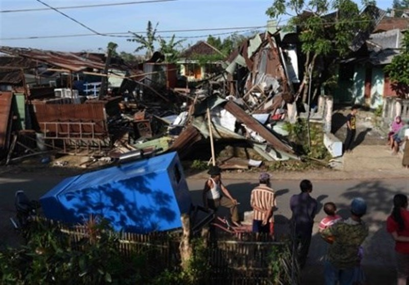 1 Killed, 161 Houses Damaged as Whirlwind Strikes Indonesia