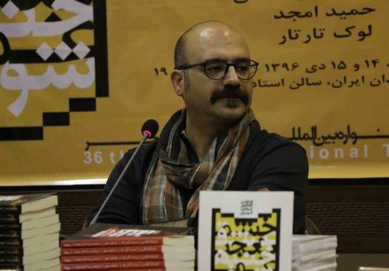 اصغر نوری: داورها در ایران بیانیهاشان را جدی نمیگیرند